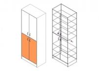 Шкаф для резины